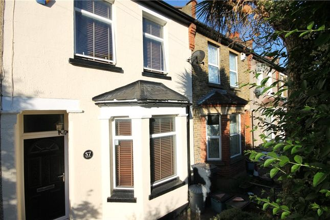 Thumbnail Terraced house for sale in Beulah Grove, Croydon