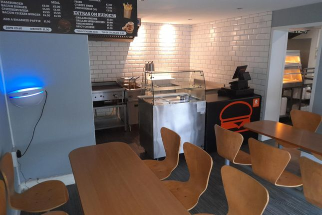 Thumbnail Leisure/hospitality for sale in Hot Food Take Away BD19, West Yorkshire