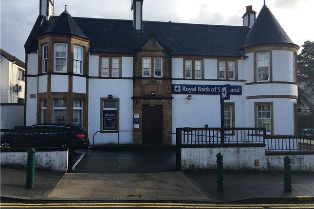 Retail premises for sale in Former Bank Branch, Main Street, Kyle Of Lochalsh, Scotland, Scotland