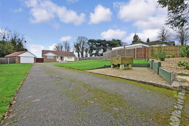 Thumbnail Detached bungalow for sale in Priory Close, East Farleigh, Maidstone, Kent