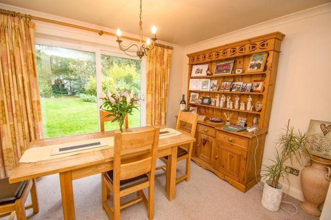 Dining Room of Beechwood Close, Crays Pond, Reading RG8