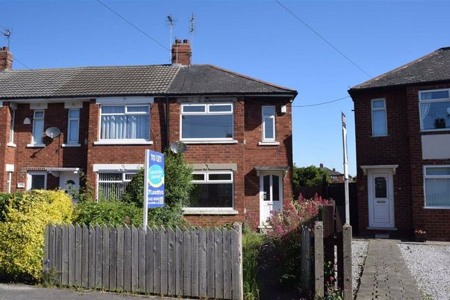 Thumbnail Terraced house to rent in Bristol Road, West Hull