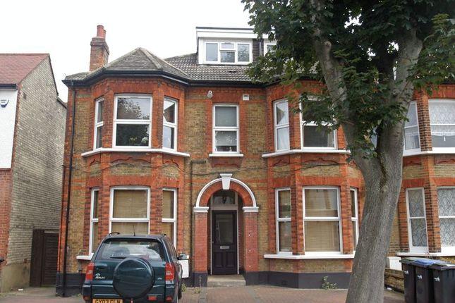 Thumbnail Flat to rent in Arlow Road, London