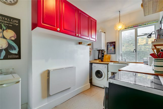 Kitchen of North Pole Road, London W10