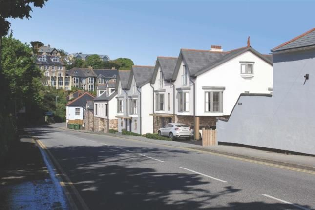 Thumbnail Maisonette for sale in Trelyon Avenue, St Ives, Cornwall