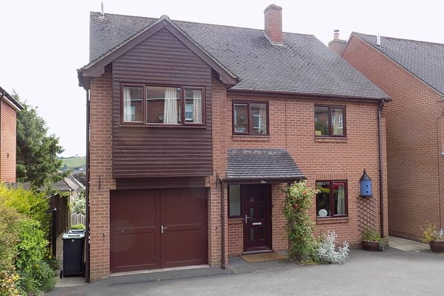 Thumbnail Detached house for sale in The Green Road, Ashbourne Derbyshire