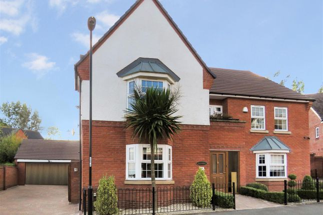 Thumbnail Detached house to rent in Poundgate Lane, Westwood Heath, Coventry