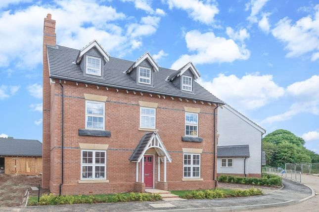 Thumbnail Detached house for sale in Rempstone Road, Wymeswold, Loughborough