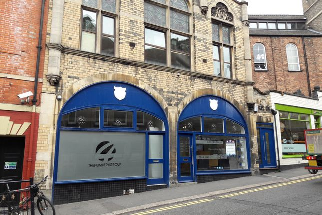 Thumbnail Retail premises to let in Ground Floor Retail/Office, Mint Street, Lincoln