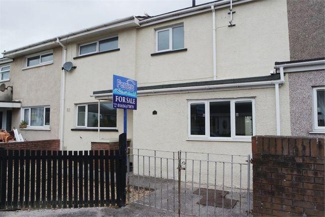 Thumbnail Terraced house for sale in Tir Newydd, North Cornelly, Bridgend, Mid Glamorgan
