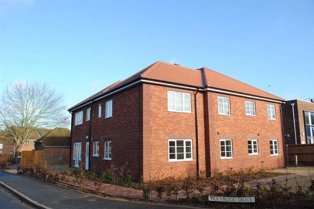 2 bed flat to rent in Manor Road, Dersingham, King's Lynn PE31