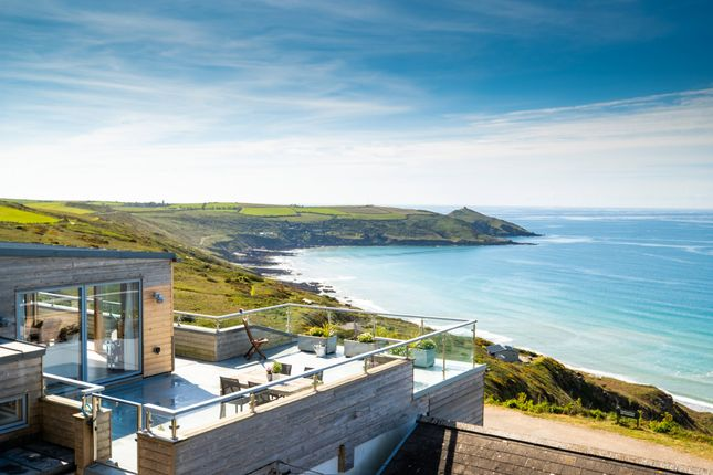 Thumbnail Detached house for sale in Whitsand Bay