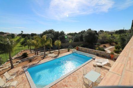 Image 1 5 Bedroom Villa - Central Algarve, Santa Barbara De Nexe (Jv10120)