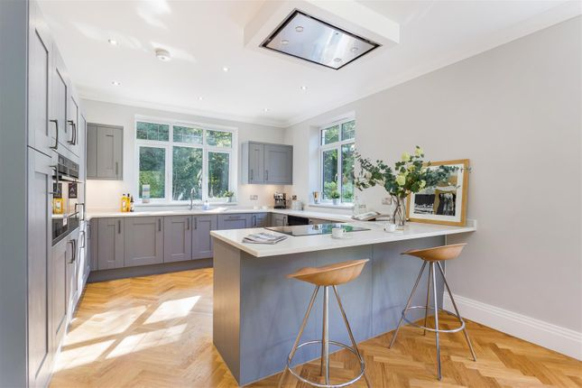 Thumbnail 5 bed detached house for sale in Green Corner, Dorking Road, Tadworth