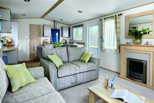 Thumbnail Mobile/park home for sale in East Ord Gardens, East Ord, Berwick-Upon-Tweed
