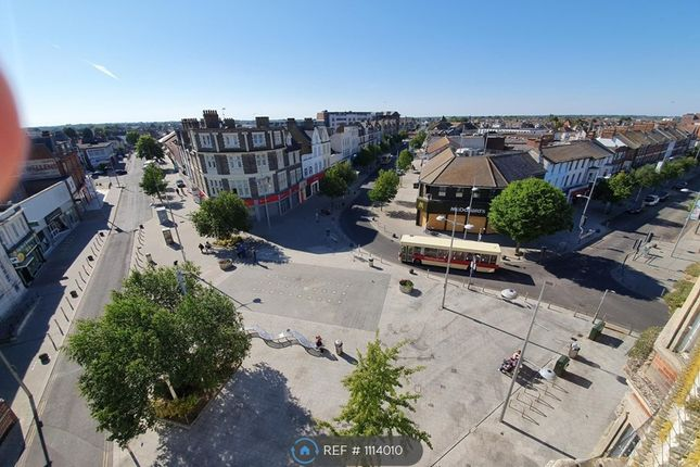 Thumbnail Flat to rent in Station Road, Clacton-On-Sea