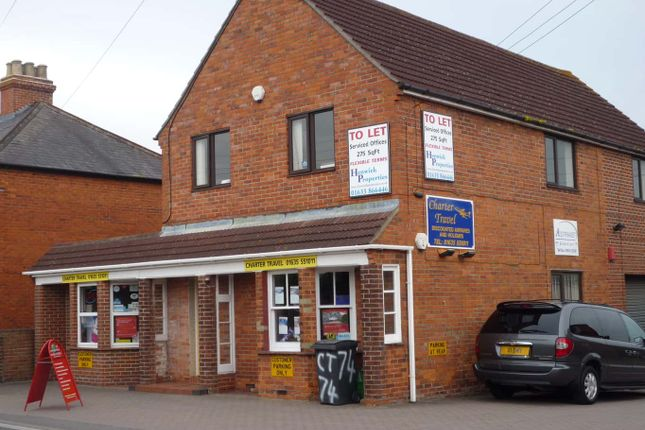 Commercial property to let in Hambridge Road, Newbury