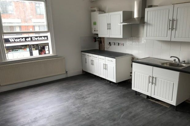 Thumbnail Flat to rent in Alfreton Road, Nottingham