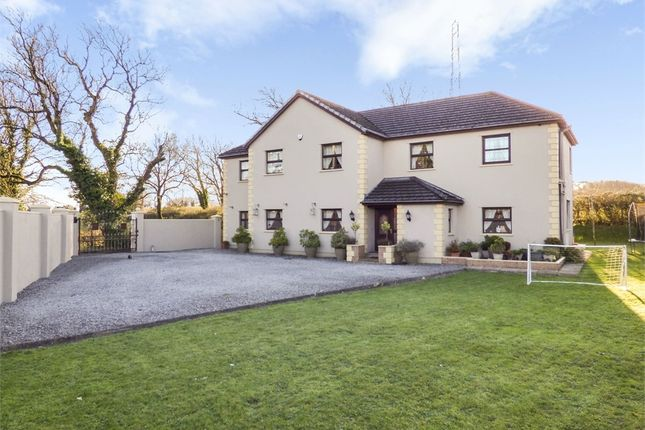 Thumbnail Detached house for sale in Laleston, Bridgend, Mid Glamorgan