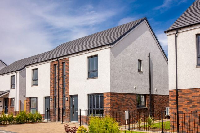 Thumbnail Semi-detached house for sale in Greenan Views, Cumbrae Drive, Doonfoot, Ayr