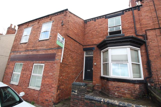Thumbnail 1 bed flat to rent in Station Street, Swinton, Mexborough