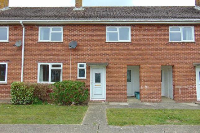 Thumbnail Terraced house to rent in Torridge Road, Chivenor, Barnstaple