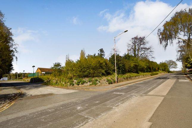 Land for sale in Elkesley Road, Meden Vale, Mansfield NG20