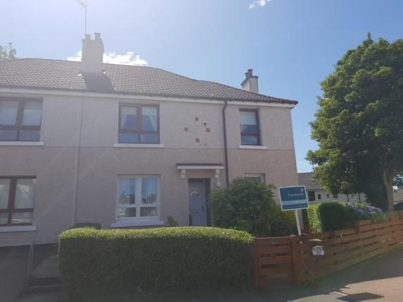 Thumbnail Flat for sale in Arnhall Place, Mosspark, Glasgow