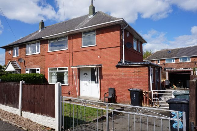 Thumbnail Semi-detached house for sale in Lanshaw Road, Leeds
