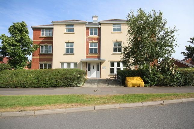 Thumbnail Flat to rent in Thyme Court, Silver Birch Way, Fareham