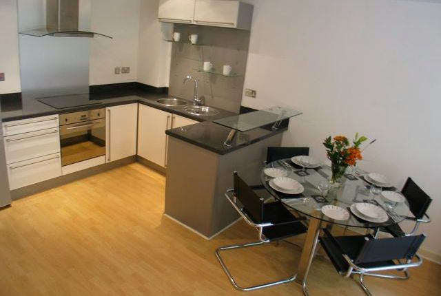 Thumbnail Flat to rent in 18 Lune Square, Damside Street, Lancaster