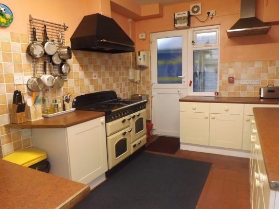 Kitchen of Marine Terrace, Criccieth, Gwynedd LL52