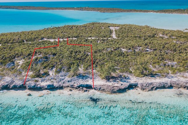 Land for sale in Norman's Cay, The Bahamas