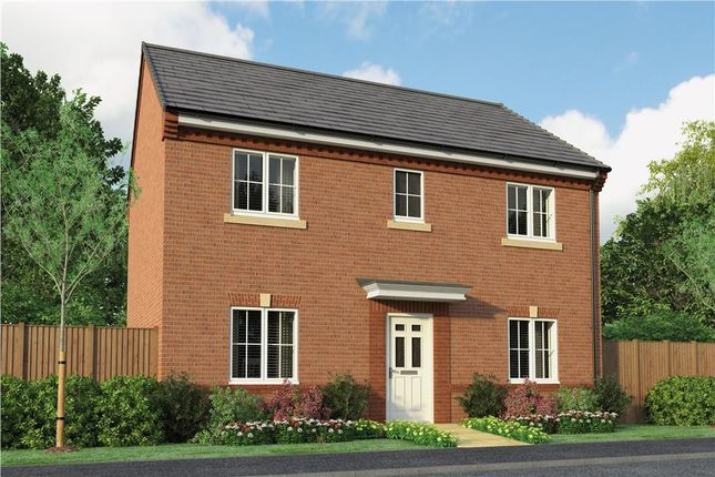 "Detached house for sale in ""The Buchan"" at Park Road South, Middlesbrough"