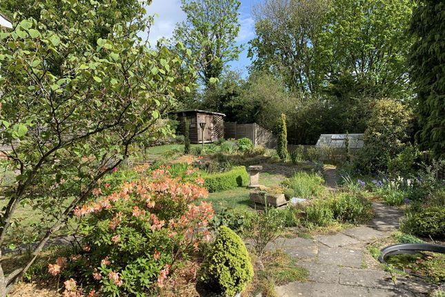 Rear Garden of Kimbers, Petersfield GU32
