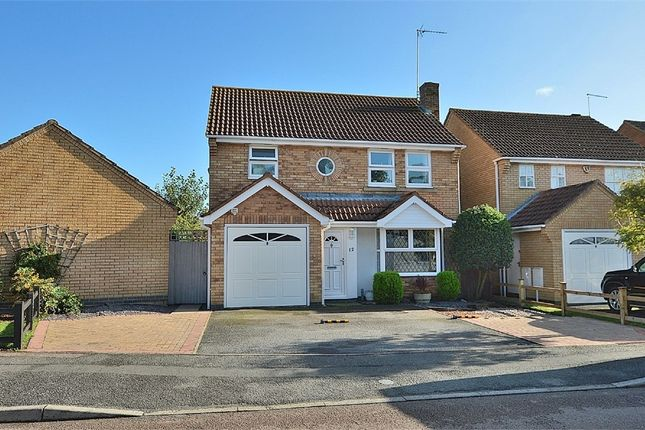 Thumbnail Detached house for sale in Camelot Way, Duston, Northampton