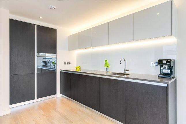Kitchen of Pump House Crescent, Brentford, Middlesex TW8