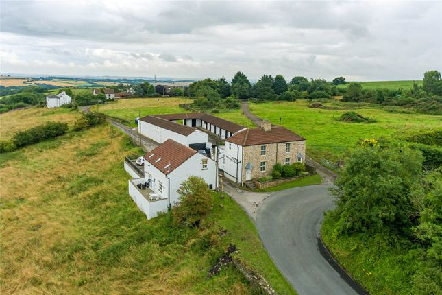 Thumbnail Land for sale in Hilltop Stables, Hill Top, Esh, Durham