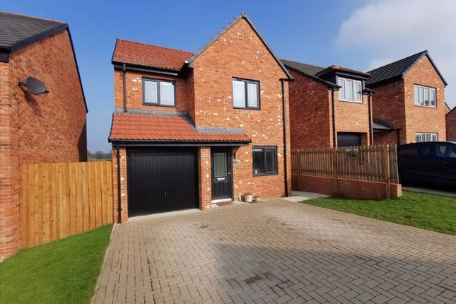 3 bed detached house for sale in Glen Drive, Dinnington, Newcastle Upon Tyne NE13