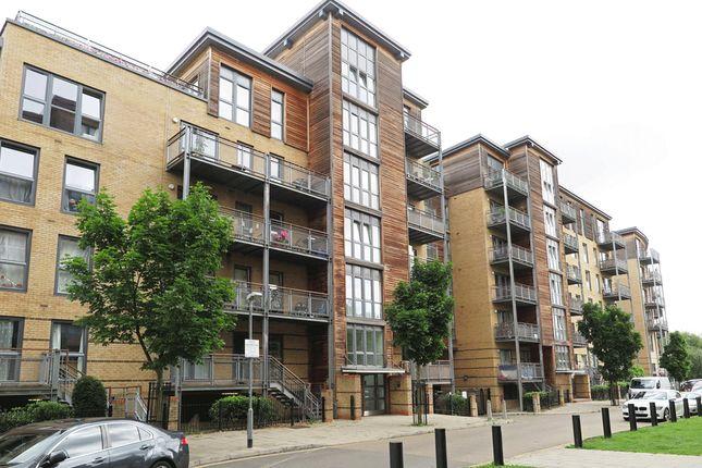 Thumbnail Flat for sale in Harry Zeital Way, London