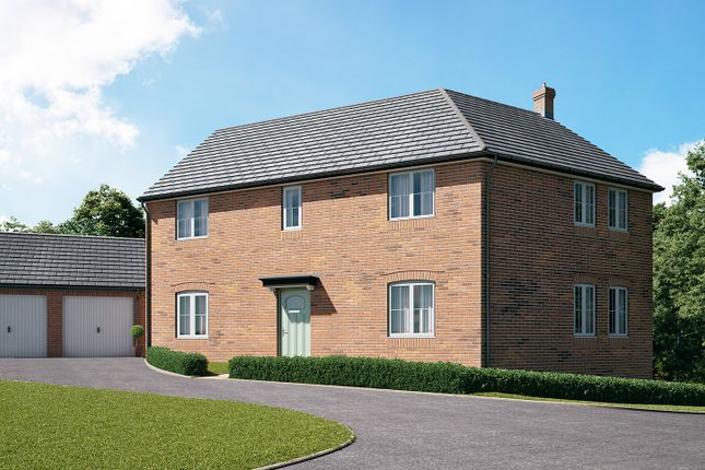 """Thumbnail Detached house for sale in """"The Haycock"""" at Hill Top Close, Market Harborough"""