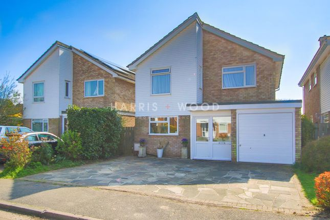 Thumbnail Detached house for sale in Whittaker Way, West Mersea, Colchester