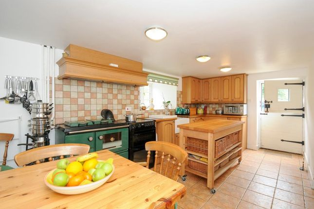 5 bed detached house for sale in Llanafan Fawr, Builth Wells