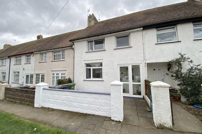 3 bed terraced house for sale in Albert Road, Polegate, East Sussex BN26