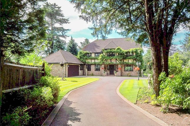 5 bed detached house for sale in Salmons Lane, Whyteleafe