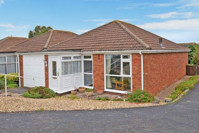 Thumbnail Semi-detached bungalow for sale in Helford Drive, Broadsands, Paignton
