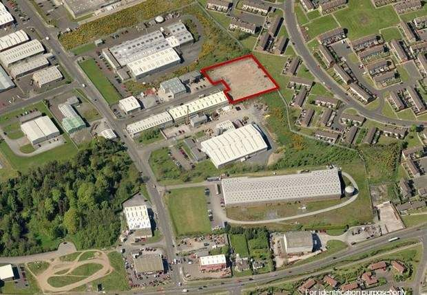 Thumbnail Land to let in Land At Balloo Place, Bangor, County Down
