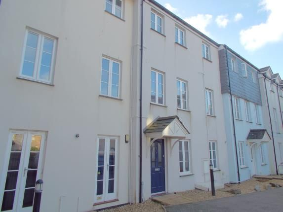 Thumbnail Flat for sale in Crockwell Street, Bodmin, Cornwall