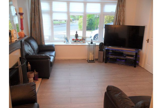 Lounge of Wilshere Close, Kirby Muxloe, Leicester LE9