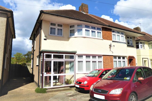 Thumbnail Semi-detached house for sale in Woodlands Road, Bexleyheath, Kent